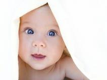 Pequeño bebé Fotografía de archivo