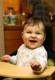 Pequeño bebé imagen de archivo libre de regalías