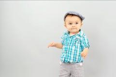 Pequeño bebé hermoso Foto de archivo libre de regalías