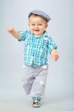 Pequeño bebé hermoso Imágenes de archivo libres de regalías