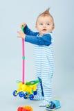 Pequeño bebé hermoso Fotografía de archivo libre de regalías