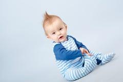 Pequeño bebé hermoso Imagen de archivo