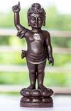 Pequeño Buddha Fotografía de archivo libre de regalías