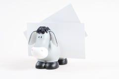 Pequeño burro Imágenes de archivo libres de regalías