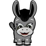Pequeño burro Fotografía de archivo libre de regalías