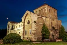 Pequeño castillo en Hungría Foto de archivo libre de regalías