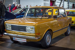 Pequeño coche Simca 1000, 1978 Fotografía de archivo libre de regalías