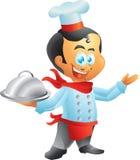 Pequeño cocinero Foto de archivo