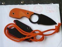 Pequeño cuchillo Foto de archivo