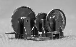Pequeño dispositivo del motor Imagen de archivo libre de regalías