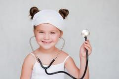Pequeño doctor Imagen de archivo