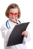 Pequeño doctor Fotografía de archivo