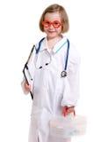 Pequeño doctor Imagenes de archivo