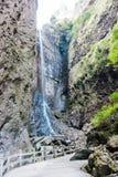 Pequeño Dragon Waterfall Imagenes de archivo