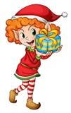 Pequeño duende Imagen de archivo libre de regalías