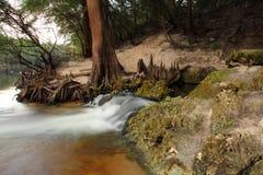 Pequeño Gem Spring Falls Imagen de archivo