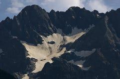 Pequeño glaciar Fotografía de archivo libre de regalías