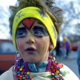 Pequeño hippie Foto de archivo