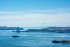pequeño mar baikal Imagenes de archivo
