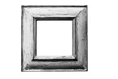 Pequeño marco rústico 2 b/w Imágenes de archivo libres de regalías