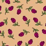 Pequeño modelo de flores 018 Fotografía de archivo