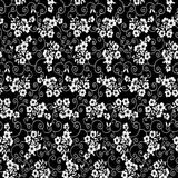 Pequeño modelo de flores 022 libre illustration