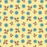 Pequeño modelo de flores 028 ilustración del vector