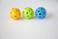 Pequeño modelo de la bola Fotos de archivo libres de regalías