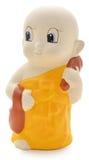 Pequeño monje Plaster Fotografía de archivo libre de regalías