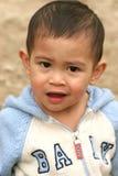 Pequeño muchacho Foto de archivo