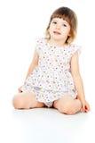 Pequeño niño hermoso foto de archivo libre de regalías