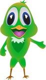 pequeño pájaro de la historieta stock de ilustración