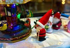 Pequeño Papá Noel Imagenes de archivo