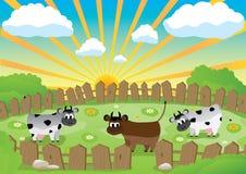 Pequeño pasto libre illustration