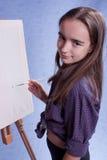 Pequeño pintor Foto de archivo libre de regalías