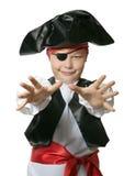 Pequeño pirata Fotos de archivo libres de regalías