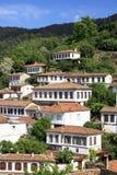Pequeño pueblo, Sirince, Smyrna, Turquía Imágenes de archivo libres de regalías