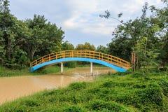 Pequeño puente Imagen de archivo libre de regalías