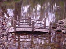 Pequeño puente foto de archivo libre de regalías