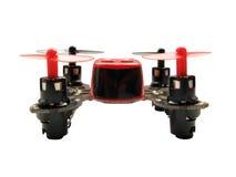 Pequeño quadcopter imagen de archivo