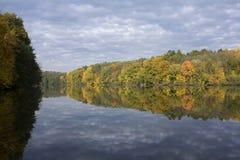 Pequeño río Foto de archivo libre de regalías