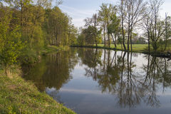 Pequeño río Imagenes de archivo