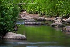 Pequeño río Fotografía de archivo