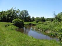 Pequeño río Foto de archivo