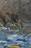 Pequeño río 4 de la montaña Imágenes de archivo libres de regalías