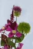 Pequeño ramo de las flores Fotografía de archivo