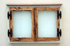 Pequeño rectángulo cerrado en una pared Fotos de archivo libres de regalías