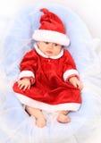 Pequeño Santa. fotos de archivo