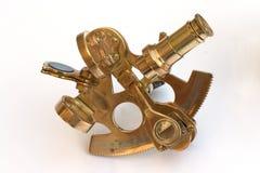 Pequeño sextante Imagenes de archivo
