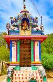 Pequeño templo hindú en la India Foto de archivo libre de regalías